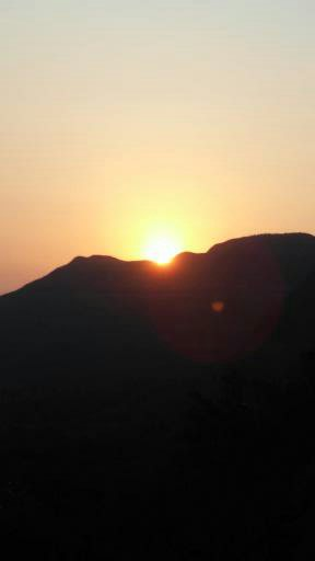 Tikona Fort - Ages since we saw such a beautiful sunrise!