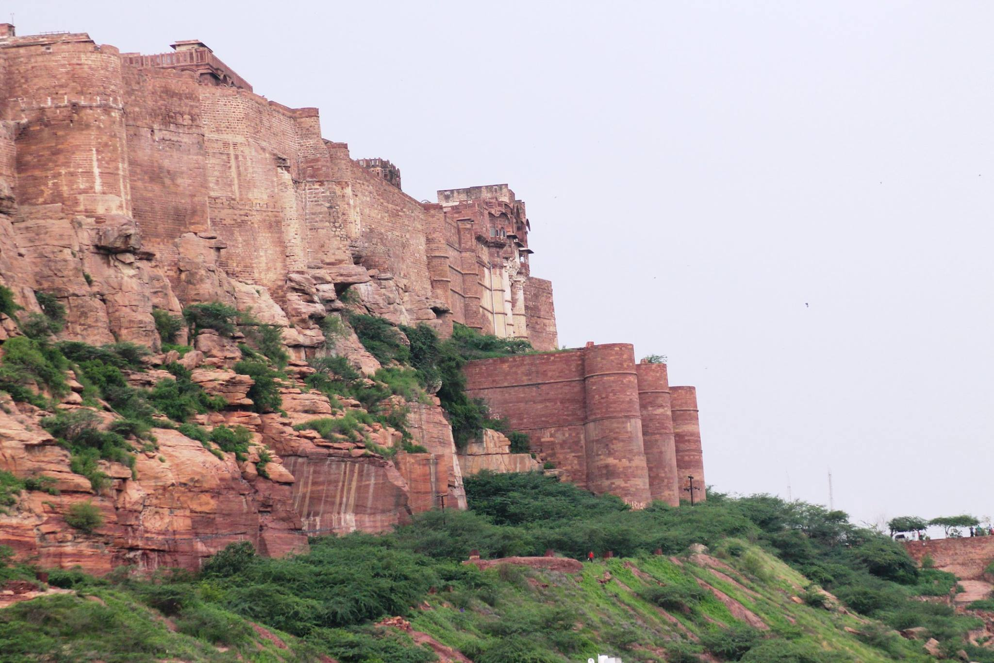 Mehrangarh Fort, Jodhpur Massive and medieval, well preserved interiors that harbour Rathore legends