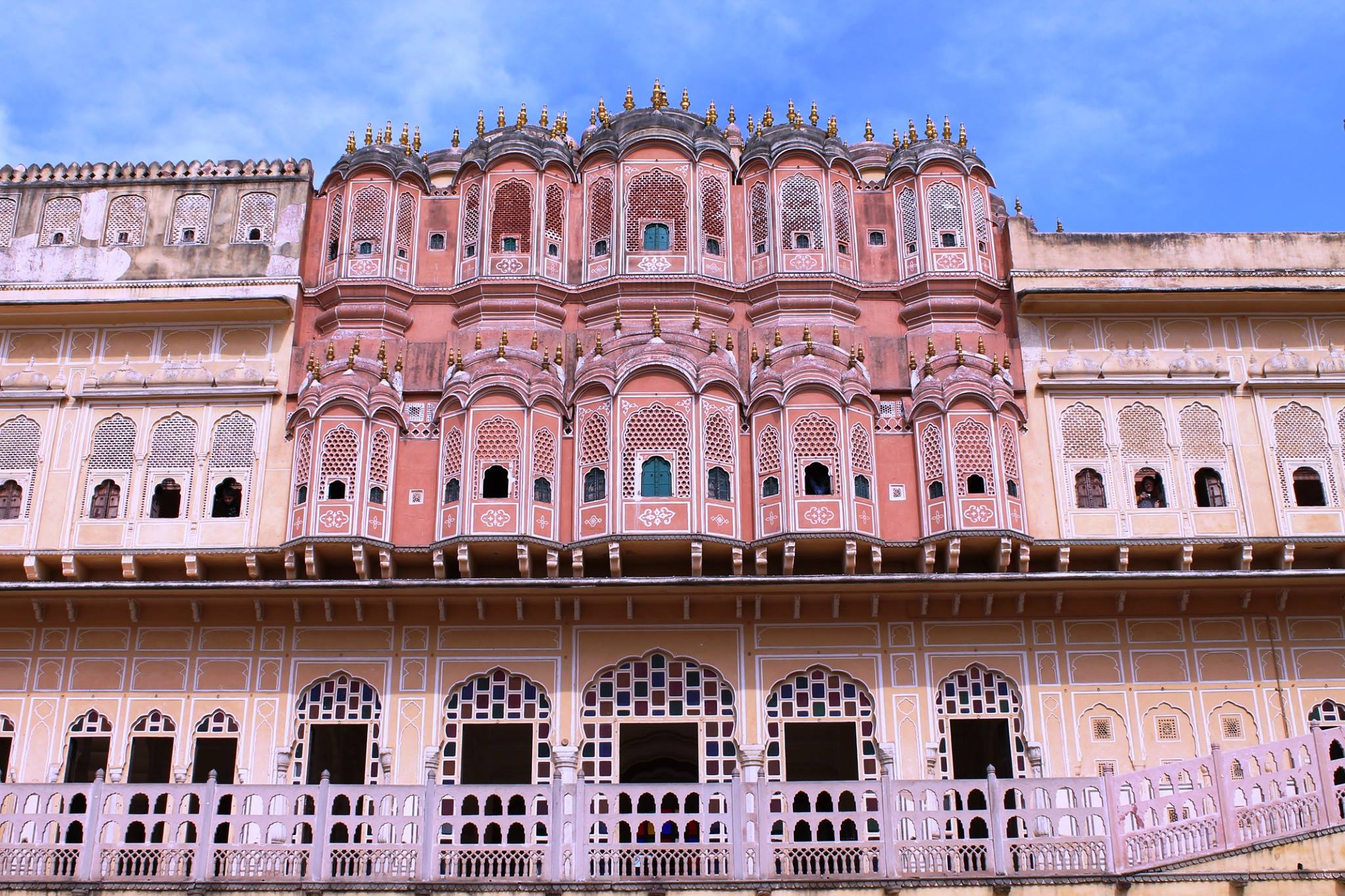 Jaipur, pretty in pink